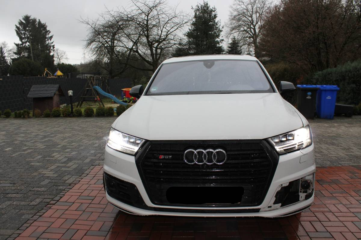 Luxus Gutachten Audi SQ7